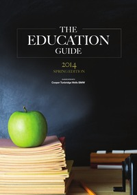 online magazine - The Education Guide 2014