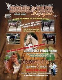 online magazine - Horse 'N Tack March 2014