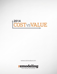 online magazine - Cost vs Value 2014