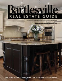 online magazine - Bartlesville Real Estate Guide March 16-31, 2014 issue