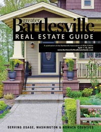 online magazine - Bartlesville Real Estate Guide April 1-15 Issue