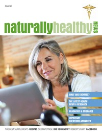 online magazine - Naturally Healthy News - Issue 25