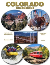online magazine - Colorado Dimensions - Summer 2013