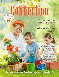 online magazine - CHOIS Connection Spring 2014