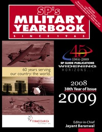 online magazine - SP's Military Yearbook 2008-2009