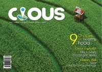 online magazine - Cious Bali | 9 Choices for Healthy Food in Bali , Ed April 14 Vol