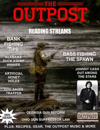 online magazine - The Outpost April 2014
