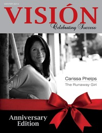 online magazine - Vision Magazine Winter 2014 Issue