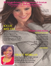 online magazine - Kingdom Konnectionz Gospel Magazine. APR / MAY 2014