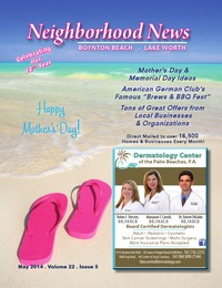 online magazine - Neighborhood News May 2014 Issue