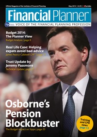 online magazine - Financial Planner Magazine UK May 2014 edition