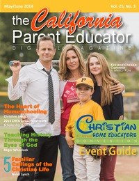 online magazine - California Parent Educator May 2014