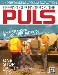online magazine - Keeping our Finger on the PULS- MAY 2014