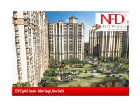 online magazine - Well Furnished Apartments at DLF Capital Greens Moti Nagar New De