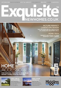 online magazine - Exquisite New Homes for Higgins Homes - Issue 1 2014