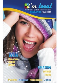 online magazine - July Redlands 2014