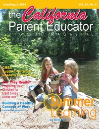 online magazine - California Parent Educator July 2014
