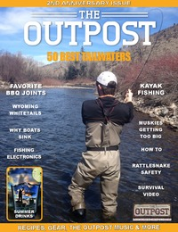 online magazine - The Outpost July Edition
