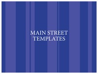online magazine - Main Street Options