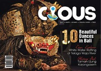 online magazine - Cious Bali | 10 Beautiful Dances in Bali,Ed August 14 Vol.20