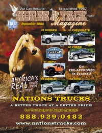 online magazine - Horse 'N Tack September 2014