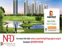 online magazine - Lavish Life of Golf Course with Supertech Plots