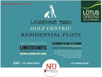 online magazine - Fun of Ultra Luxury Life with Lotus Greens Plots @ 9999999237