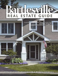 online magazine - Greater Bartlesville Real Estate Guide September 15-30 2014