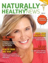 online magazine - Naturally Healthy News 26 (CA)