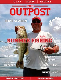 online magazine - The Outpost - Summer Fishing