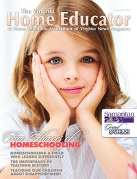 online magazine - The Virginia Home Educator Summer 2016 22-2