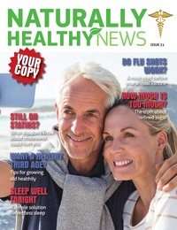 online magazine - Naturally Healthy News Issue 31 (NO Contact)
