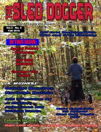 online magazine - Fall 2016 Issue - The Sled Dogger Magazine