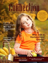 online magazine - CHOIS Connection Fall 2016 Issue