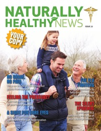 online magazine - Naturally Healthy News N°32 - CA