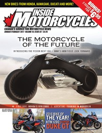 online magazine - Inside Motorcycles Vol. 19, Issue 09 - Jan/Feb 2017 SAMPLE