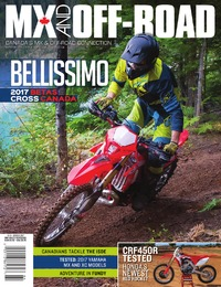 online magazine - MX And Off-Road - Winter 2016/2017 - Vol. 15, Issue 04 SAMPLE