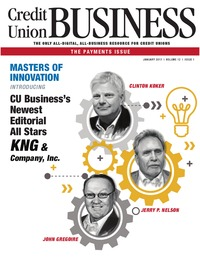 online magazine - CU Business Magazine Jan 2017 Issue