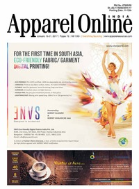 online magazine - Appparel Online India 16-31 Jan'17