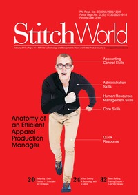 online magazine - Stitch World Feb'17