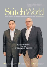 online magazine - Stitch World Mar'17