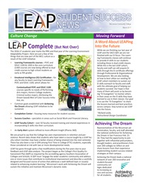 online magazine - MCC LEAP Student Newsletter March 2017