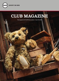 online magazine - Steiff_Club_Mag_2016_Issue_2