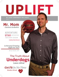 online magazine - UPLIFT by Vasa Corporate Wellness