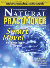 online magazine - Natural Practitioner March/April 2017