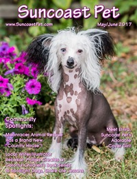 online magazine - Suncoast Pet - May/June 2017 Issue