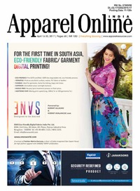 online magazine - Appparel Online India 16-30 April'17
