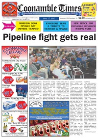 online magazine - Coonamble Times May 17, 2017