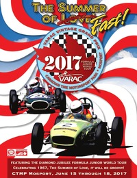 online magazine - 2017 VARAC Vintage Grand Prix Program