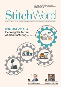 online magazine - Stitch World June'17